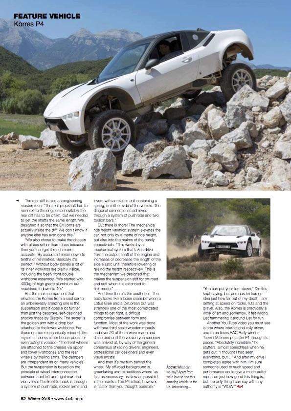 4x4 Magazine Winter 2015